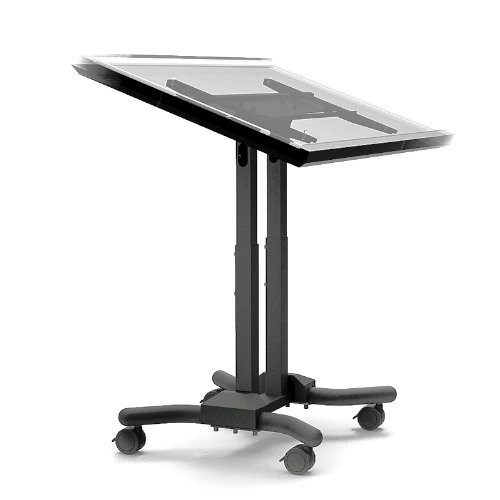 Mobile Touch Screen Cart