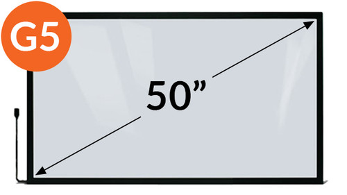 50in Multi Touch Overlay