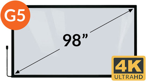 98in Multi Touch Overlay