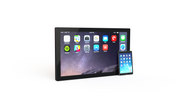 Padzilla 32 inch Frameless Giant iPad iPhone