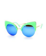 Feline Frames - Cat eye style sunglasses 02