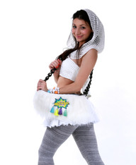 The Fluffie WOC - Wicked (White)