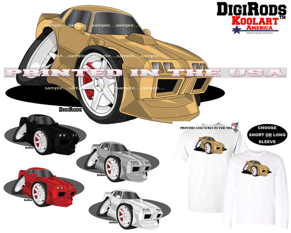 CAR COLORS: GOLD,BLACK,RED,SILVER,WHITE