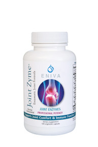 Eniva Joint-Zyme, 120 caps, joint supplement is a nutritional enzyme support, healthy function of joints, support overall body health, free from inflammation, natural healing and normal joint health, aid natural process of digestion, broad spectrum digestive enzymes, herbal  components, activating alfalfa nutrients,* Product ID # 17003