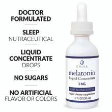 Melatonin Liquid Drops  - sku 15013     1.7 fl oz    Sleep Nutraceutical