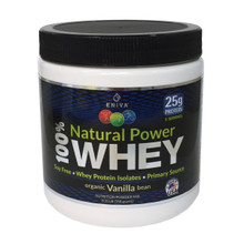 ENIVA® 100% Natural Power Whey Protein is a premium, soy free, whey isolate primary-sourced and instantized formula free from artificial ingredients. The all natural formula provides critical nutrients for body health, metabolism and muscular strength. With no artificial flavors, colors or sweeteners and a strong amino acid profile with BCAAs and glutamine, it represents a premium offering of whey protein for maximum results. – Give your body the best, and expect more!