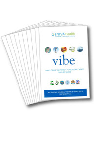 VIBE Booklets – 10 pack