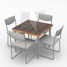 Cafeteria Shield - Polycarbonate Sheets
