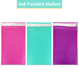 """4"""" x 8"""" Padded Bubble Mailer"""