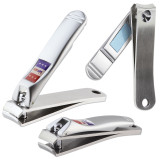 PANA Zinc Handle Stainless Steel Small Nail Clipper