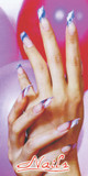 Window Decal Poster for Nail Salons (1 piece, NWP-17)