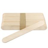 Large Sized Manicure/Pedicure Wood Applicator Stick (100 pcs)