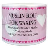 "Fuji Brand Fine Quality Muslin Roll for Waxing (3.5"" x 40 Yards)"