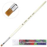 Ginza Flat Gel Nail Art Brush #15