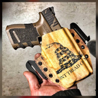 G19 Gadsden flag on Speed clips