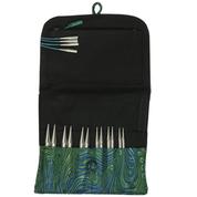 "HiyaHiya 4"" Large Interchangeable Stainless Steel Knitting Needle Set"