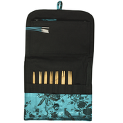 "HiyaHiya Bamboo 5"" Interchangeable Knitting Needle Set - Small"