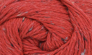 Kraemer Yarns Tatamy Tweed Worsted Yarn - #1213 Cherry