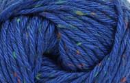 Tatamy Tweed Worsted Yarn #1214 Sea Blue by Kraemer Yarns