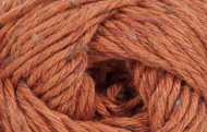 Kraemer Yarns Tatamy Tweed Worsted Yarn - #1208 Pumpkin