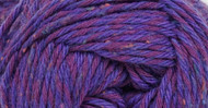 Kraemer Yarns Tatamy Tweed Worsted Yarn - #1207 Purple