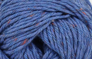 Kraemer Yarns Tatamy Tweed Worsted Yarn - #1214 Sea Blue