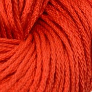 Tahki Yarns Cotton Classic - Red Orange #3410
