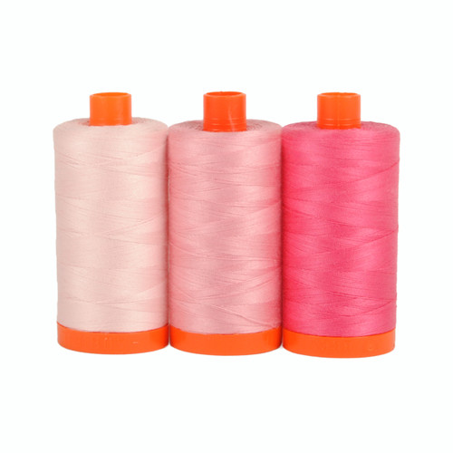 Aurifil Color Builders - Sardinia Pink