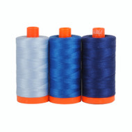 Aurifil Color Builders - Como Blue