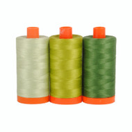 Aurifil Color Builders - Dolomite Green