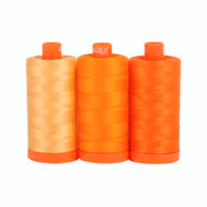 Aurifil Color Builders - Tuscany Orange