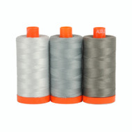 Aurifil Color Builder - Milan Grey