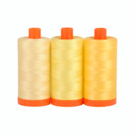 Aurifil Color Builder - Sicily Yellow