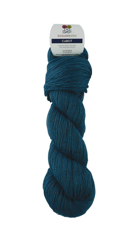 Cabot Cotton/Linen Yarn by Sugar Bush Yarns