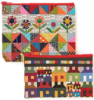 Scrap Quilt Secrets Eco Pouch Set