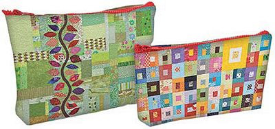 Sunday Morning Quilts Eco Pouch Set