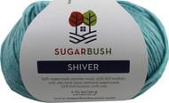Shiver Wool/Mohair/Silk Worsted Yarn by Sugar Bush