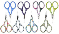 Nirvana Colorful Handle Scissor