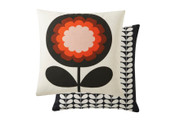 Orla Kiely Frilly Flower Cushion