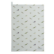 Tea Towel - Garden Birds