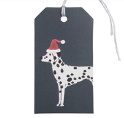 Christmas Gift Tag - Fetch