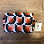 Dove Large Cosmetic Bag