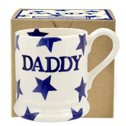 Blue Star DADDY 1/2 Pint Mug Boxed