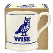 Wise Owl 1/2 Pint Mug Boxed