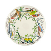 Emma Bridgewater Bristish Birds Dinner Plate