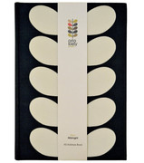 Orla Kiely Stem Midnight Address Book