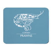 Cornish Prawn Placemat