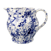 Emma Bridgewater Blue Splatter 3 pint Jug