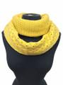 Winter Knit Warm Infinity Scarf Assorted Dozen #561