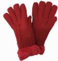 Women's Cable Knit Gloves Assorted dozen # G1033